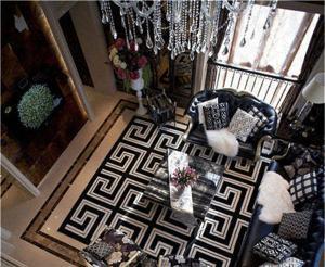 新古典风格客厅装修