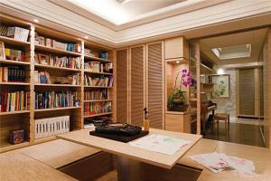日式风格榻榻米书柜