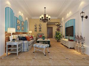 新房�b修地中海�L格
