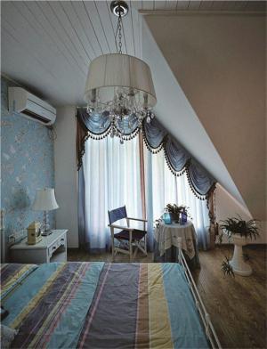卧室床款式阁楼卧室