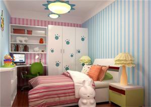儿童房家具颜色