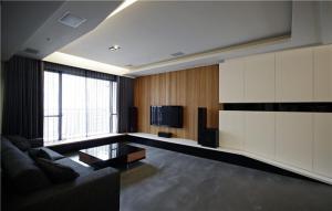公寓日式背景墙