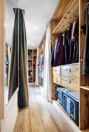 衣帽间整体衣柜组合