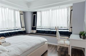 小卧室床实拍图