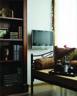 客厅装饰柜组合