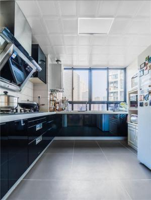 厨房厨柜的颜色