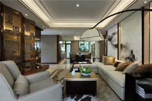新中式风格设计作品欣赏