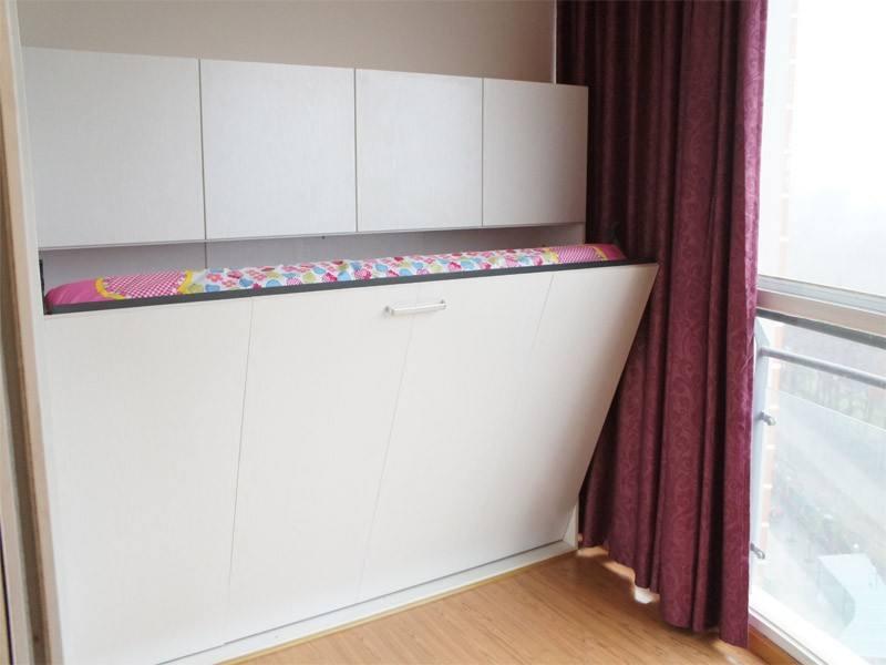 手工制作隐形床