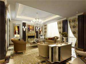 欧式小客厅沙发