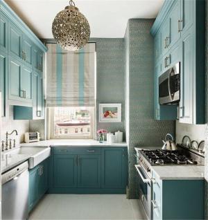 厨房装饰柜风格