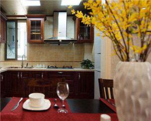 现代好看的整体厨房