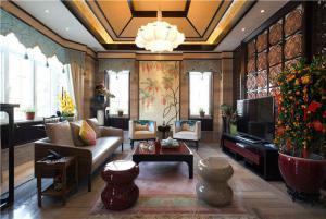 豪华中式风格装修设计