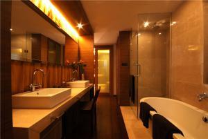 中式风格卫生间设计