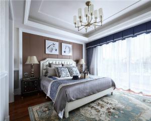 家居带飘窗的卧室装修