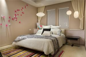 小清新卧室装修设计