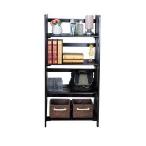 多层折叠书柜