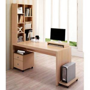 板式简约书桌