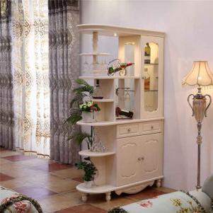 简易客厅装饰柜