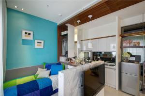 单身公寓小户型室内设计