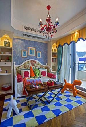 客厅飘窗设计效果图设计
