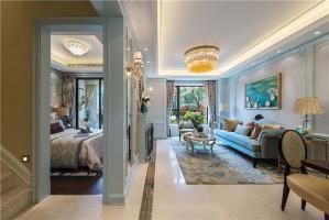 客厅小美式风格