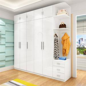 小户型现代简约衣柜