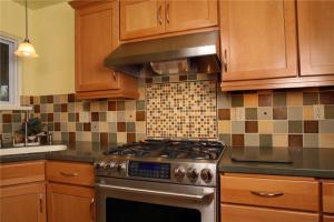 厨房装饰柜高度