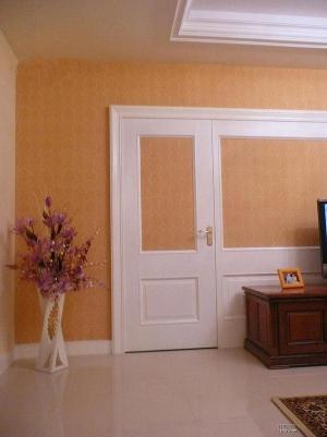 卫生间卧室隐形门装修效果