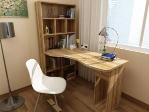 儿童转角书桌家用家具