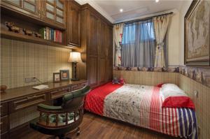 新中式卧室装修榻榻米