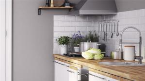 宜家风格厨房厨柜