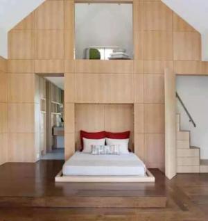 创意隐形床设计