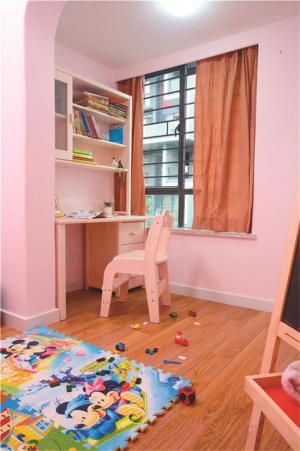 儿童床书桌设计