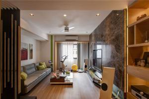 现代小户型旧房改造