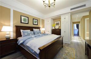 家具床实拍图