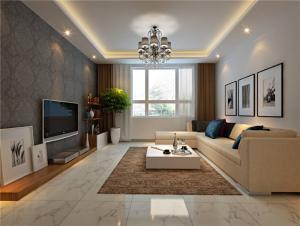 奢华小客厅沙发