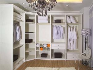 家装转角衣柜