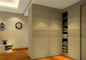 公寓整体衣柜