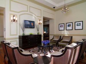 现代客厅电视墙装饰图片壁