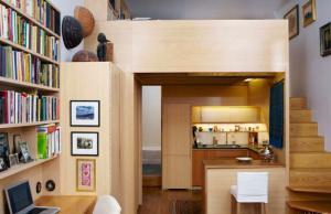 小户型家装样板间装修复式