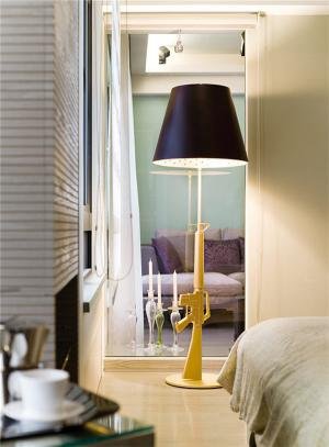 小户型旧房改造灯具装饰