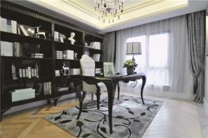 小户型客厅书柜家具家居