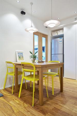 小户型室内设计餐桌搭配