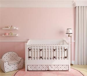 国外儿童房婴儿实拍图