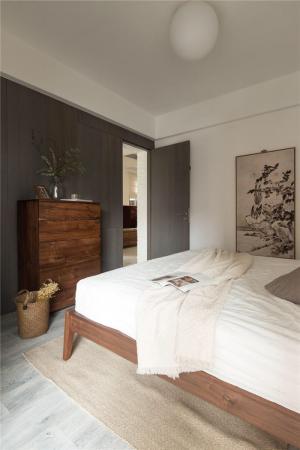 板材家具小卧室床