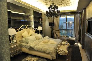 多功能欧式卧室装修