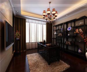 全屋中式客厅家具