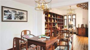 四合桌家用书桌