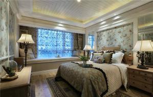 全屋别墅卧室装修
