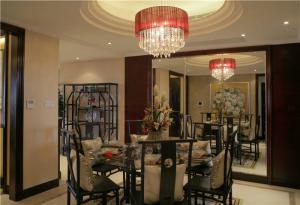 美式饭厅餐桌